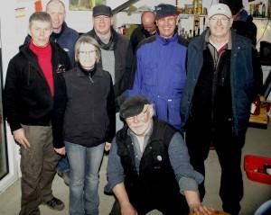 Sixpack-Mannschaft am 20.03.2011